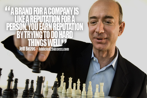 Jeff Bezos Entrepreneur Picture Quote For Success Vicendi Consulting